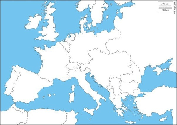 Europe without borders essay