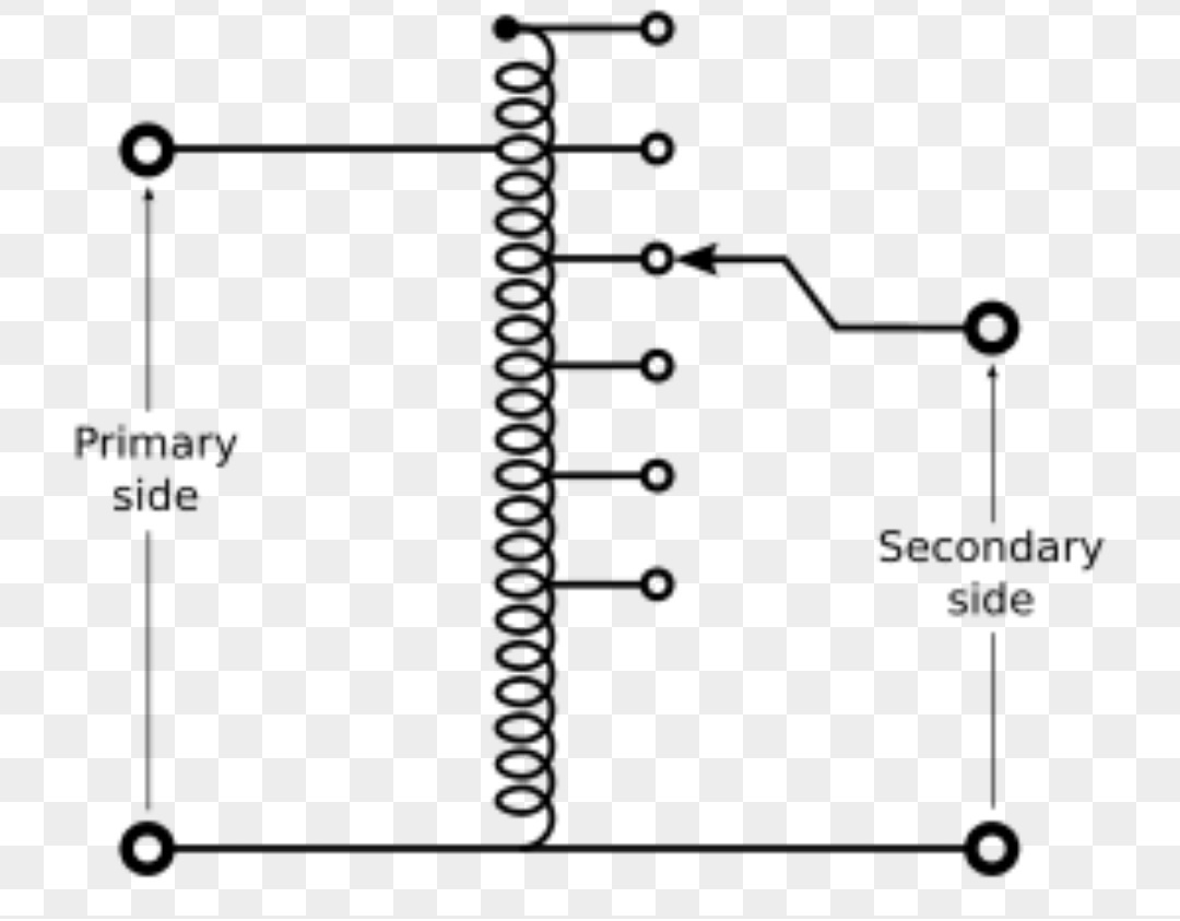 How Do Transformers Work Quora Isolation Transformer Diagram On Isolated Ground Wiring Also There Is Auto Where No Two Separate Lines But A Tapping From Inbetween Taken