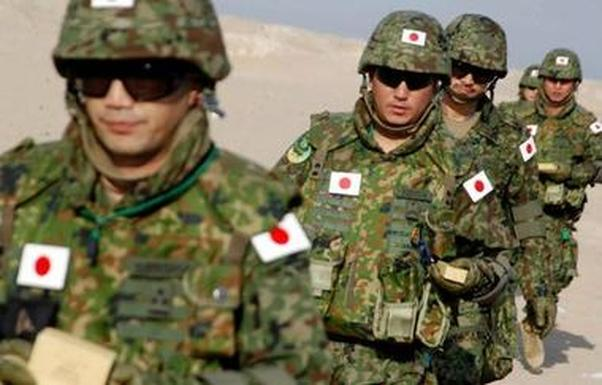 Image result for Japanese army