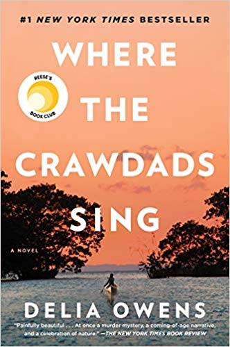 How to find the link to download 'Where the Crawdads Sing' PDF book