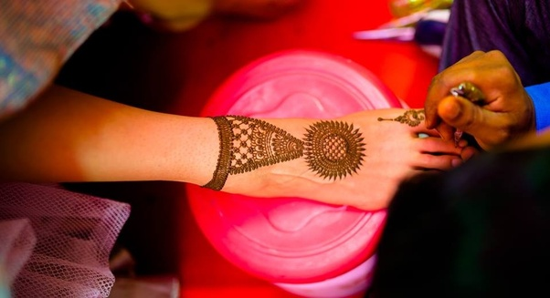 Mehndi Ceremony Wiki : Can you show some of your mehendi designs? quora