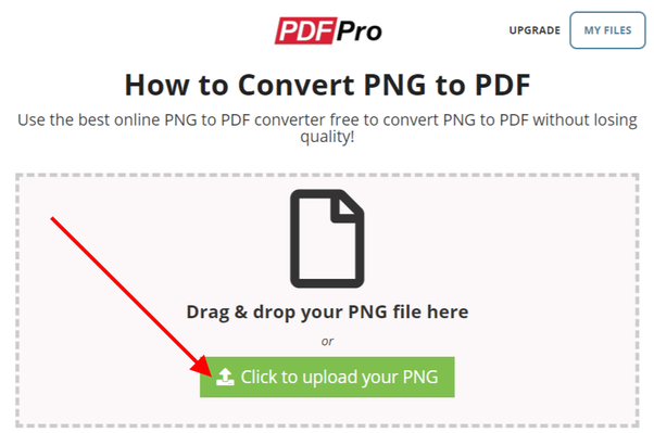 How to change PNG file to PDF file - Quora
