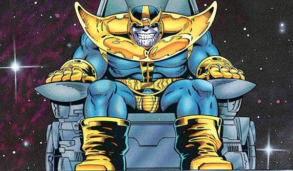 Is Thanos underpowered in the MCU? - Quora