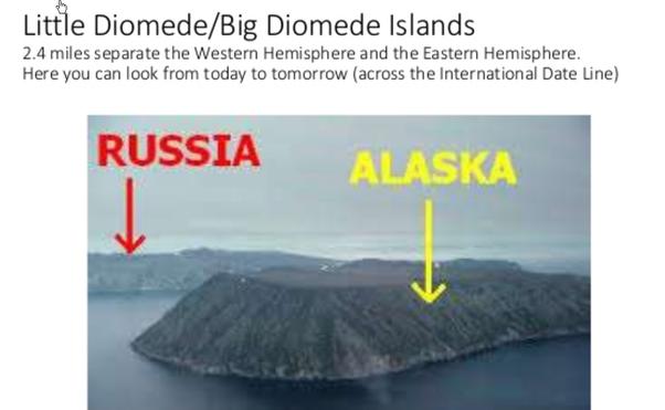 Entfernung Usa Russland