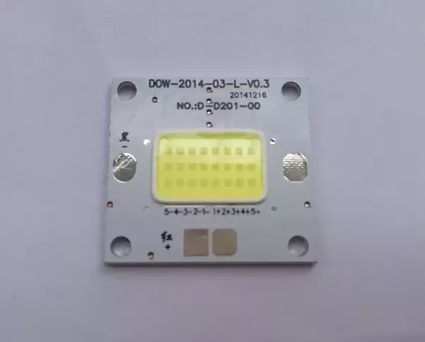 Thus The Internal Circuitry Is Designed To Power LED At 10W Rating Now If You Want A Light Source Of Around 2200 Lm Will Need 20 Watt Led Which
