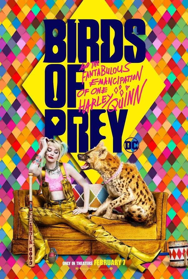 Will You Watch Dc S Birds Of Prey Quora