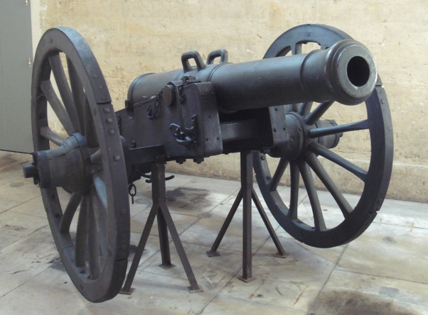 what s the difference between a mortar and a cannon quora. Black Bedroom Furniture Sets. Home Design Ideas