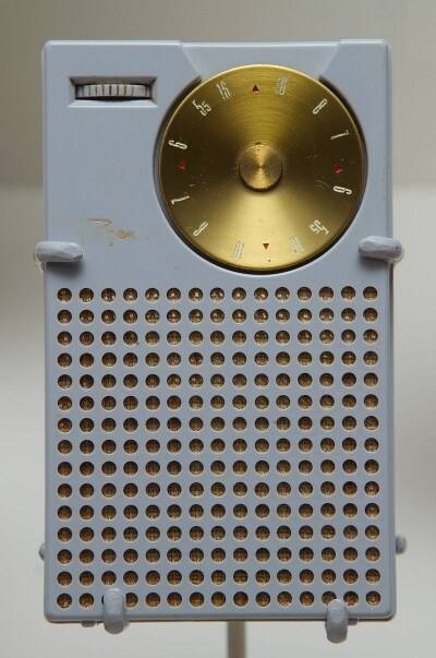 Who Invented The Transistor Radio