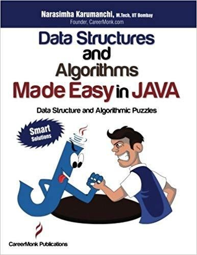What are some good book for algorithms and data structures on java? - Quora