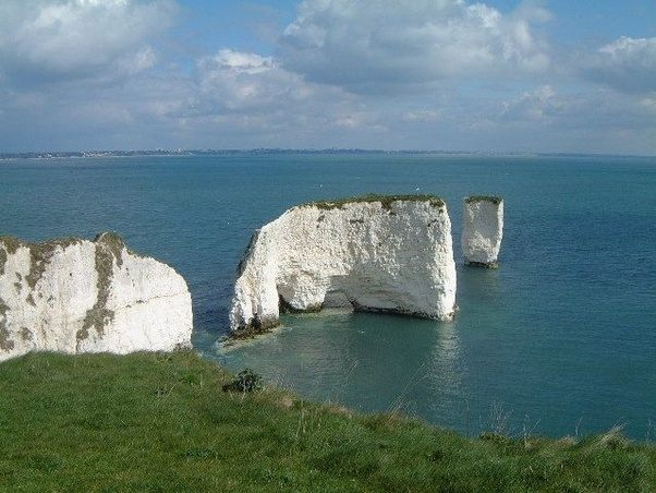 Few People Have Heard Of The White Cliffs Dover But Mostly While You Are On Sline Can T See Them With Old Harry Get Some Great