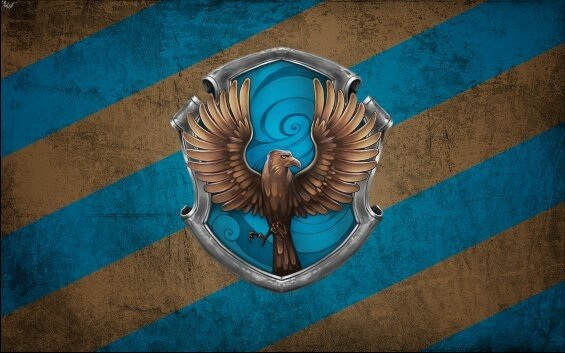What are the Ravenclaw house colors? - Quora