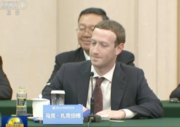 GMT October 30, 2017, Mark Zuckerberg meet China's Xi Jinping in Beijing,  as an adviser of Tsinghua University business school. It seems that Facebook  has ...