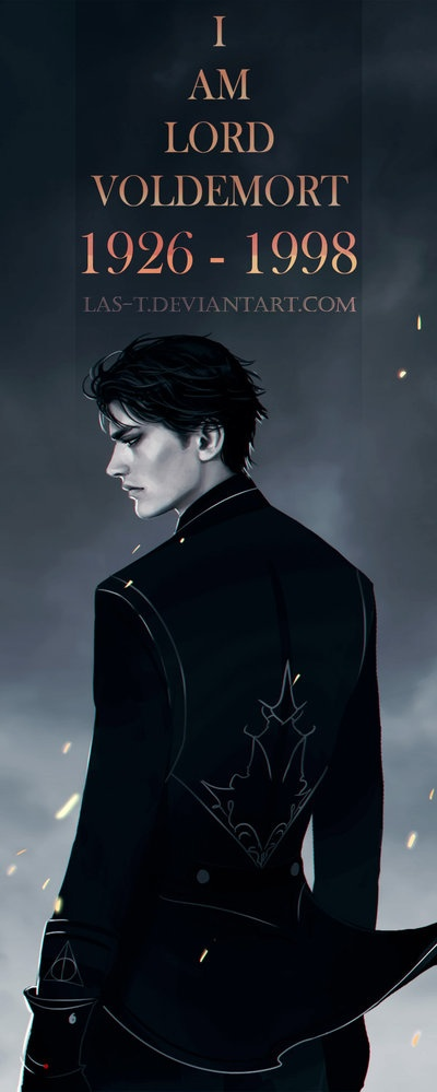 Why do people like Tom Riddle more than Voldemort even if