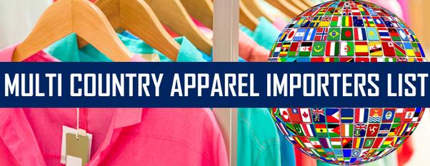 bulk garment buyers