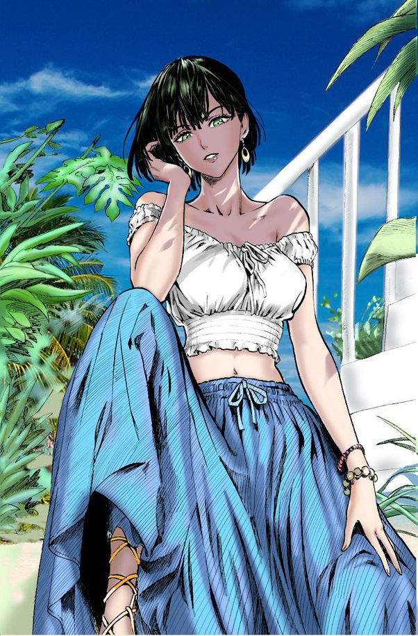 Who Is The Hottest Female Anime Character Quora
