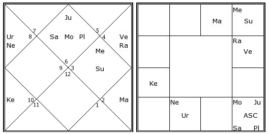 meaning of dispositor in vedic astrology