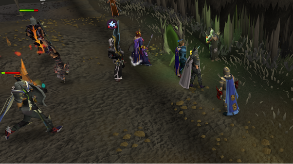 What do you remember most about playing RuneScape back in