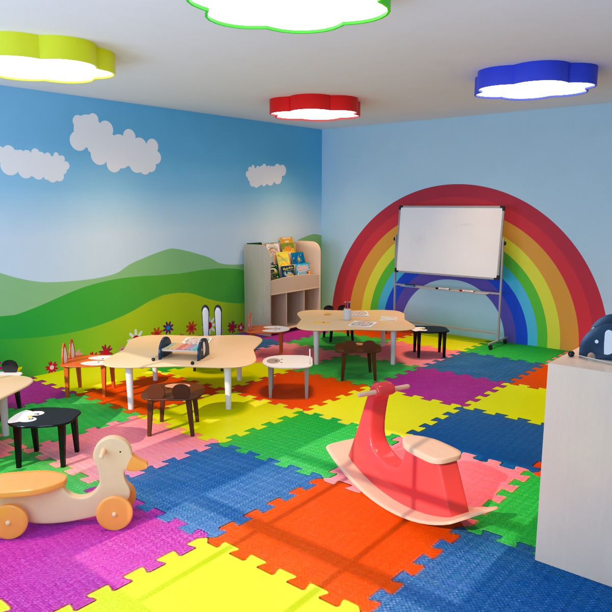 Why should a child go to a nursery school? - Quora