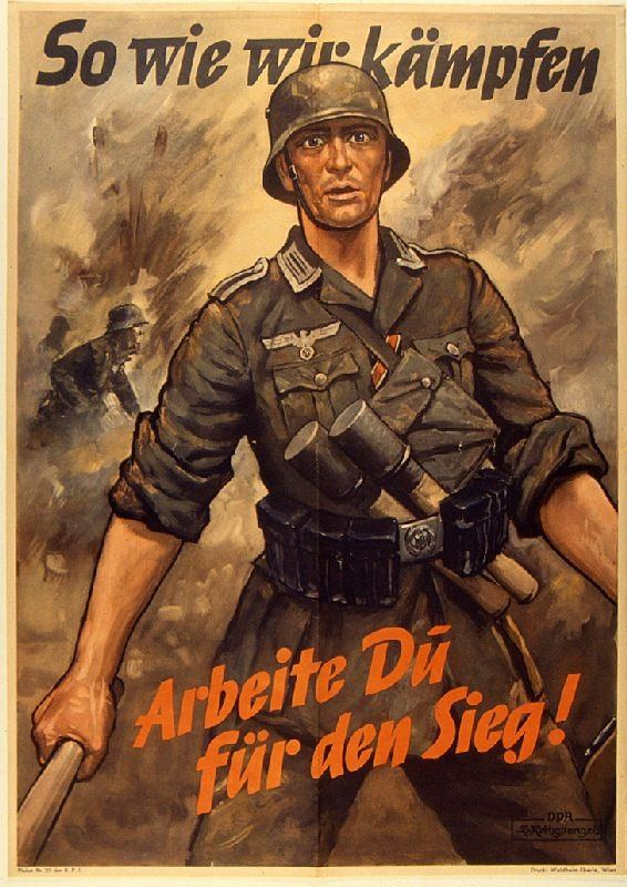 What are some examples of propaganda used during WW1 and ...