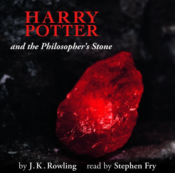 stephen books potter fry audio harry