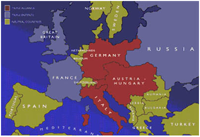 an introduction to the major causes for world war two and its origins in germany In this century, germany fought in two world wars (world war i, 1914-1918, and world war ii, 1939-1945), and lost both following the defeat of nazi germany in world war ii, the nation was divided by the countries that had defeated it: the united states, france, great britain, and the soviet union.