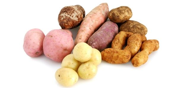 What is the meaning of starchy vegetable with examples ...