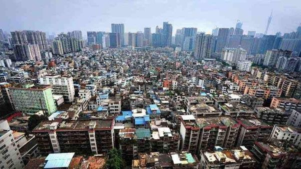 Are there slums in china quora it is too expensive to relocate the people living there so it has remained what it looks like decades ago and there are other similar places in other publicscrutiny