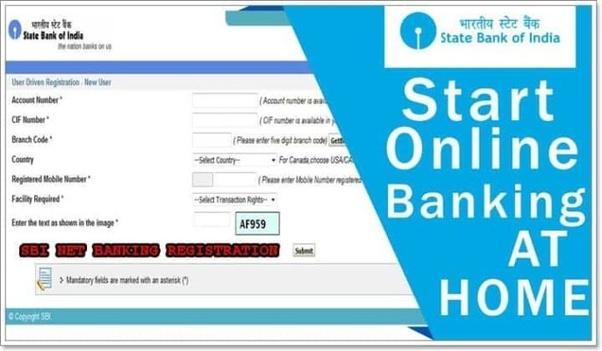 open sbi bank account online
