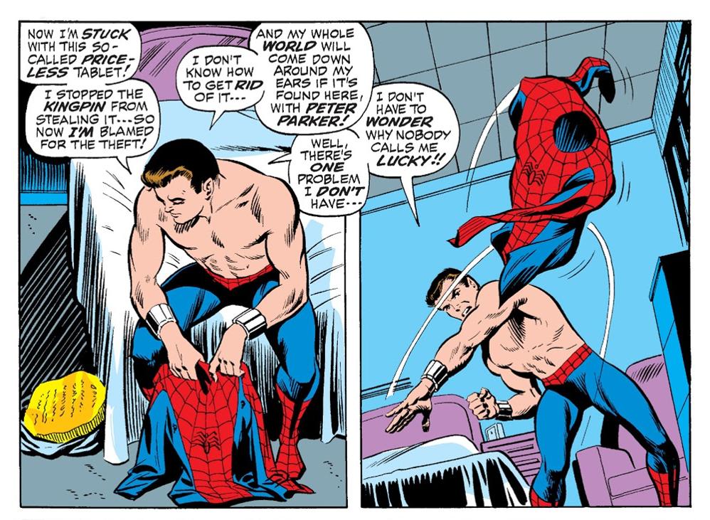 Spider-Man Character Study ― The Ultimate Essay Main-qimg-901b95814de5086744e30ab3f04fbdca