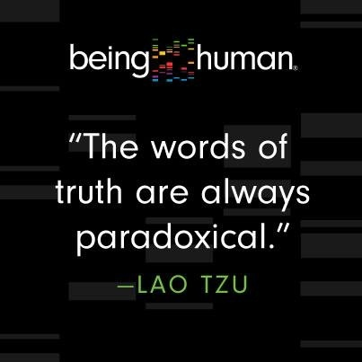 do you have one foundational truth which has no opposite and