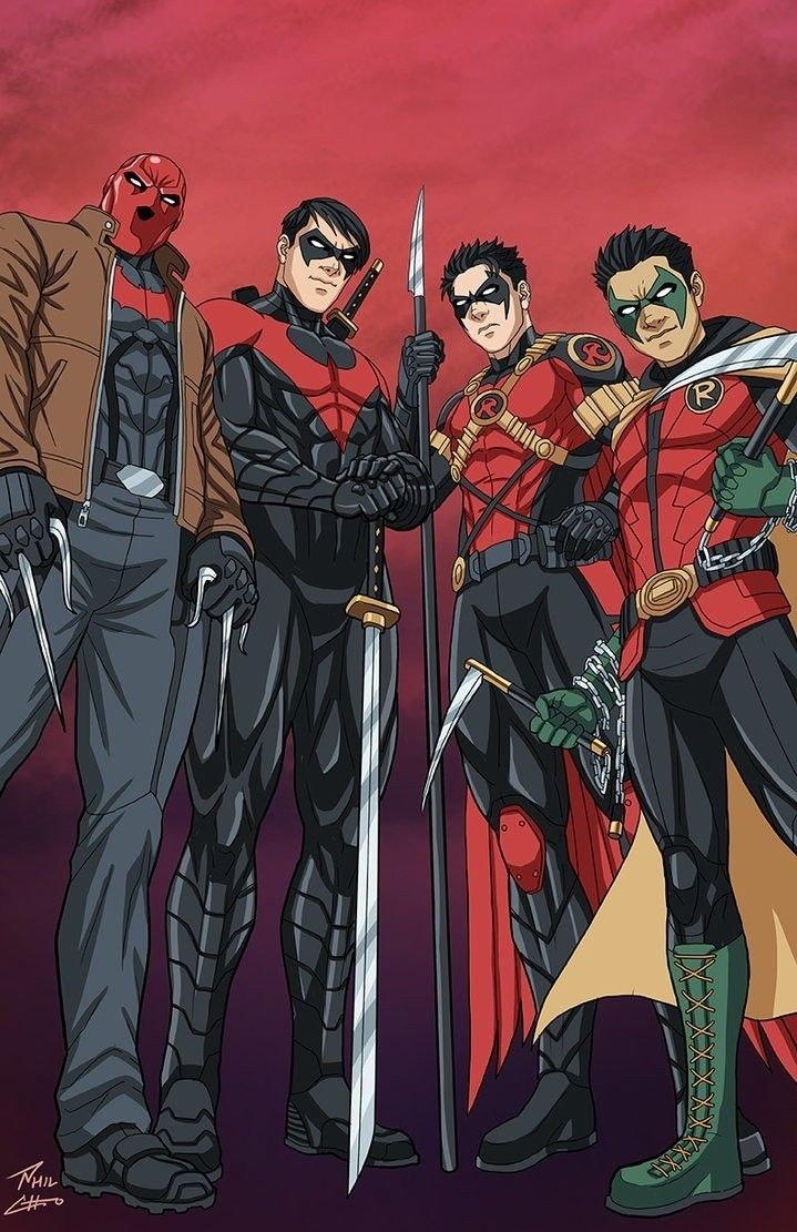 Why does Batman keep bringing in new Robins when it's clear