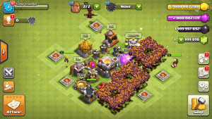 clash of clans mod apk (cheat) android 2015