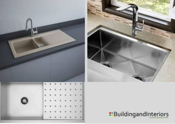 What sink is best for the kitchen? - Quora