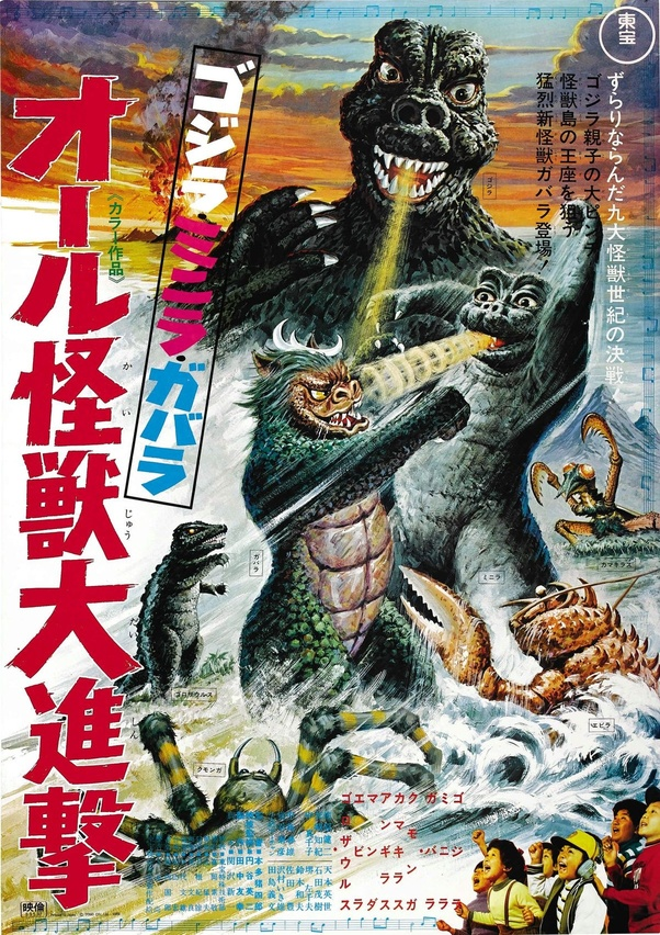What are the best and worst Godzilla movies? - Quora