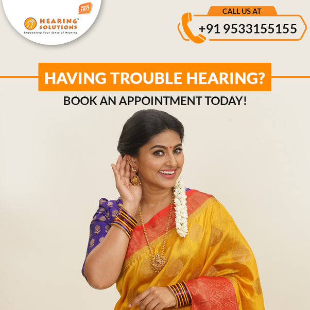 Which clinic provides free online hearing tests? - Quora