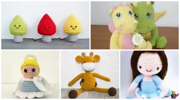 Amigurumi Crochet Meaning : How to increase decrease crochet a magic ring for your
