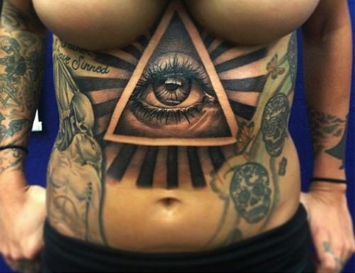 All Seeing Eye Tattoo Designs: What Are The Best All-seeing Eye Tattoo Designs?