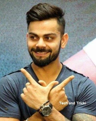 What Are Virat Kohli S Hair Styles Quora