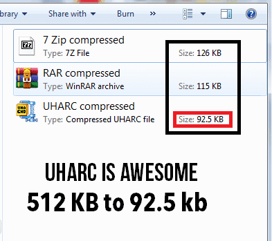 How to highly compress files using winrar - Quora