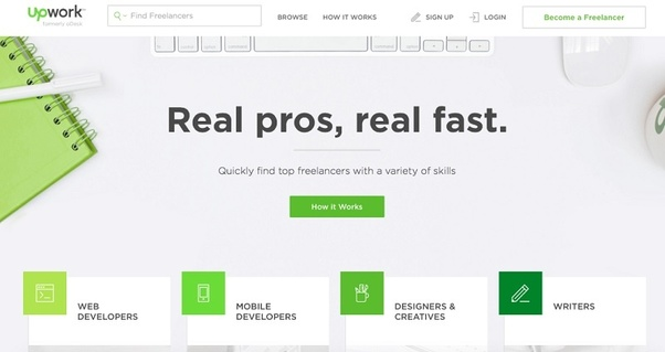 Are there any other sites like Fiverr? - Quora