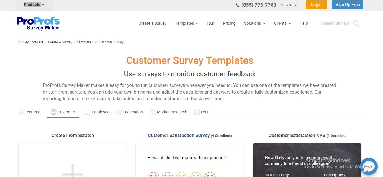 Customer Satisfaction Survey Template | What Are A Few Good Questions For A Customer Satisfaction Survey