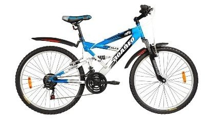 f29c8236e Hercules Roadeo NFS 18 Speed Bicycle is third best cycle under 10