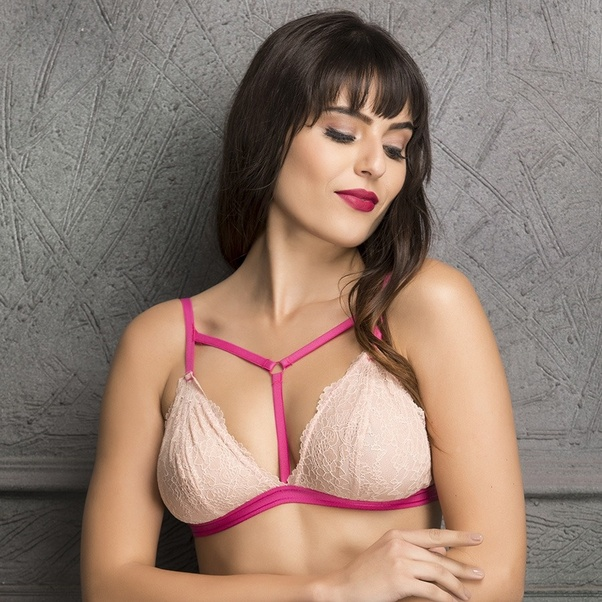 1895871f0392e Here s your chance to take your own take on a sexy cage bra. Often known as  a strappy bra or a caged bralette