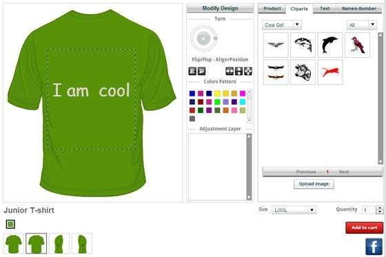 What type of tools / software are available for designing a t-shirt ...