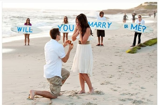 What Is The Best Sentence To Propose To A Girl Quora