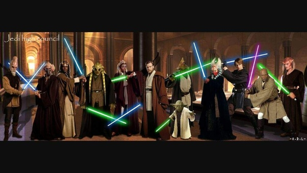 Could The Jedi Council Take Down Anakin If All Council Members Were Present Quora