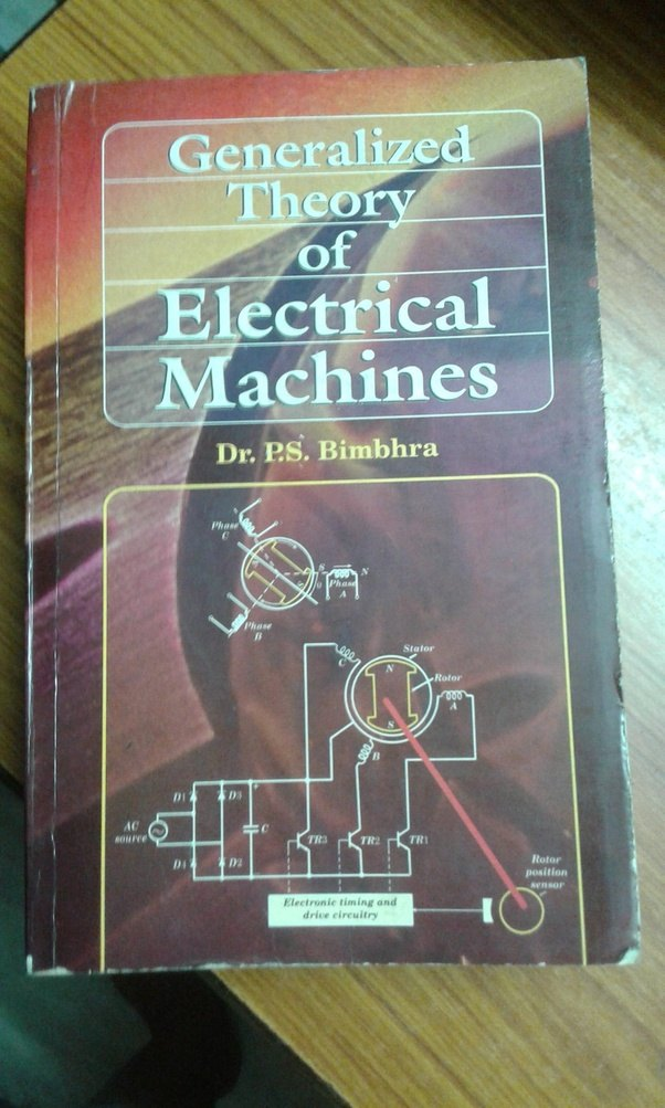 What is the best book for electrical machines? - Quora