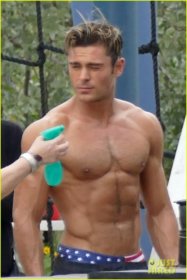 Why can zac efron be so attractive to someone quora if thats not enough what about the six pack his fucking ripped i mean thats gotta be attractive for you right altavistaventures Gallery