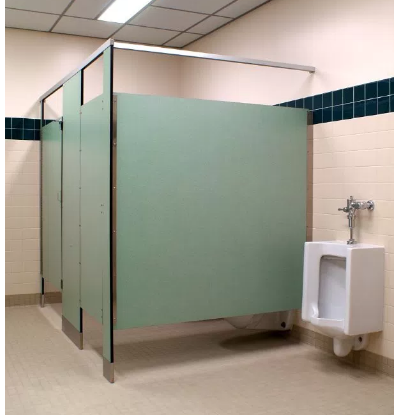 What Is The Most Durable Material For Toilet Cubicles Or Toilet - Pvc bathroom partitions