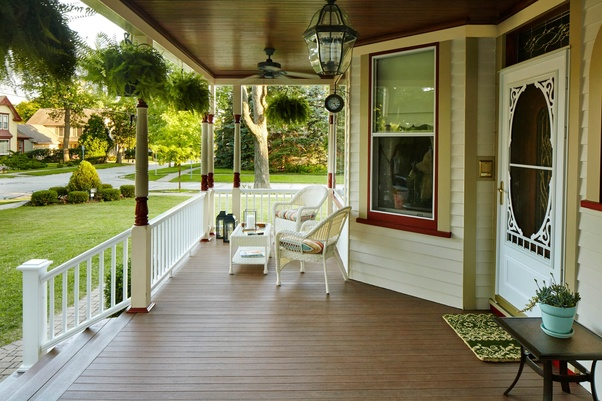 What Is The Difference Between A Porch Patio Verandah And Balcony Quora